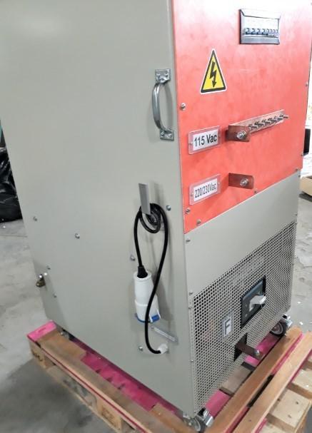 Banco de carga resistivo