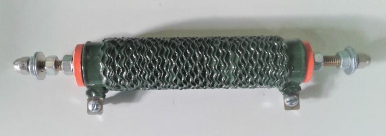 Resistor tubular ajustável